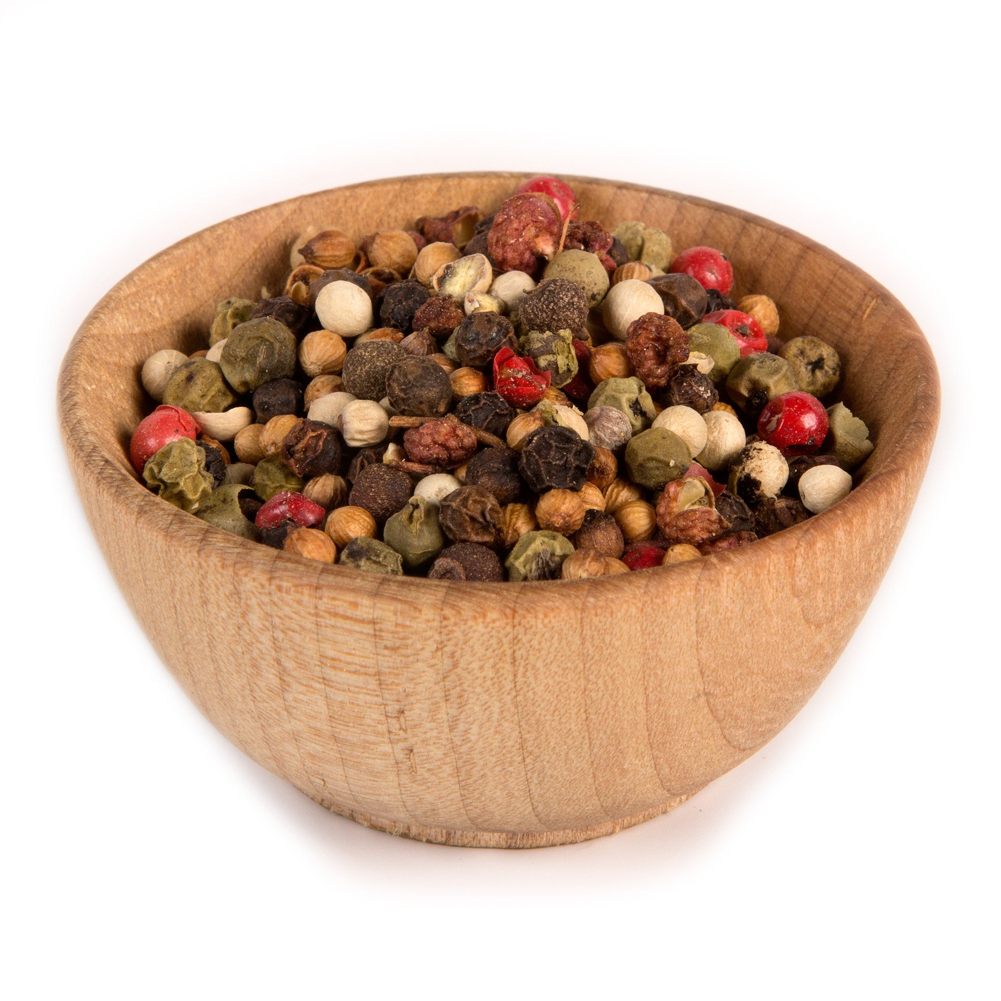 Seven Blend Whole Peppercorns - Spices - Red Stick Spice Company