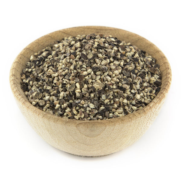 Smoked Black Pepper - Ground - Spices - Red Stick Spice Company