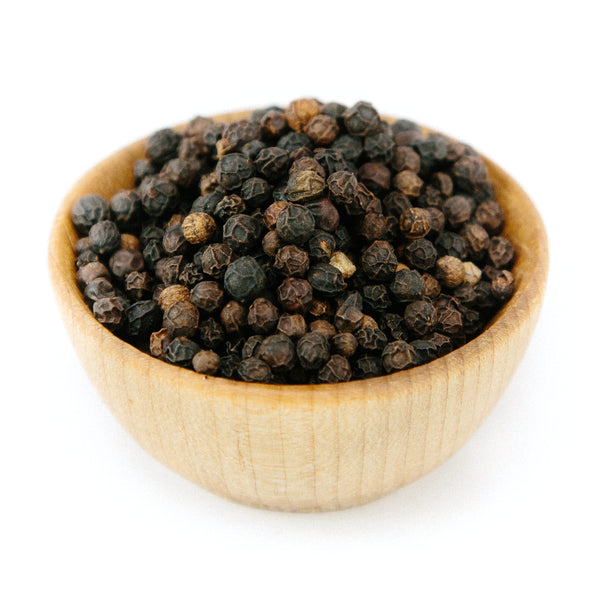 Smoked Black Peppercorns - Spices - Red Stick Spice Company