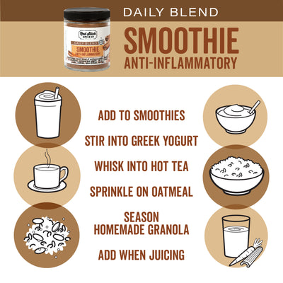 Anti-inflammatory Smoothie Daily Blend
