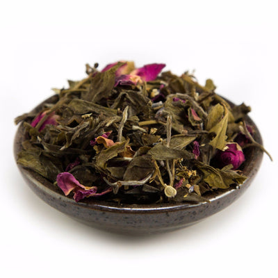 Spring Blossom White Tea - Tea - Red Stick Spice Company