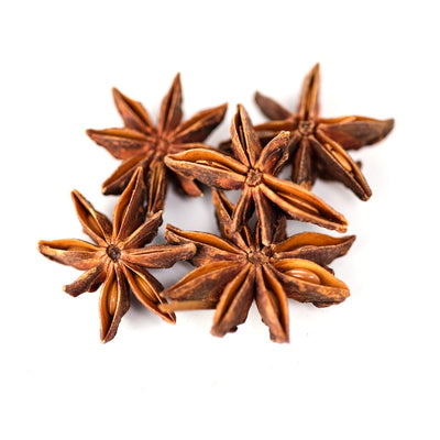 Star Anise- Whole - Spices - Red Stick Spice Company