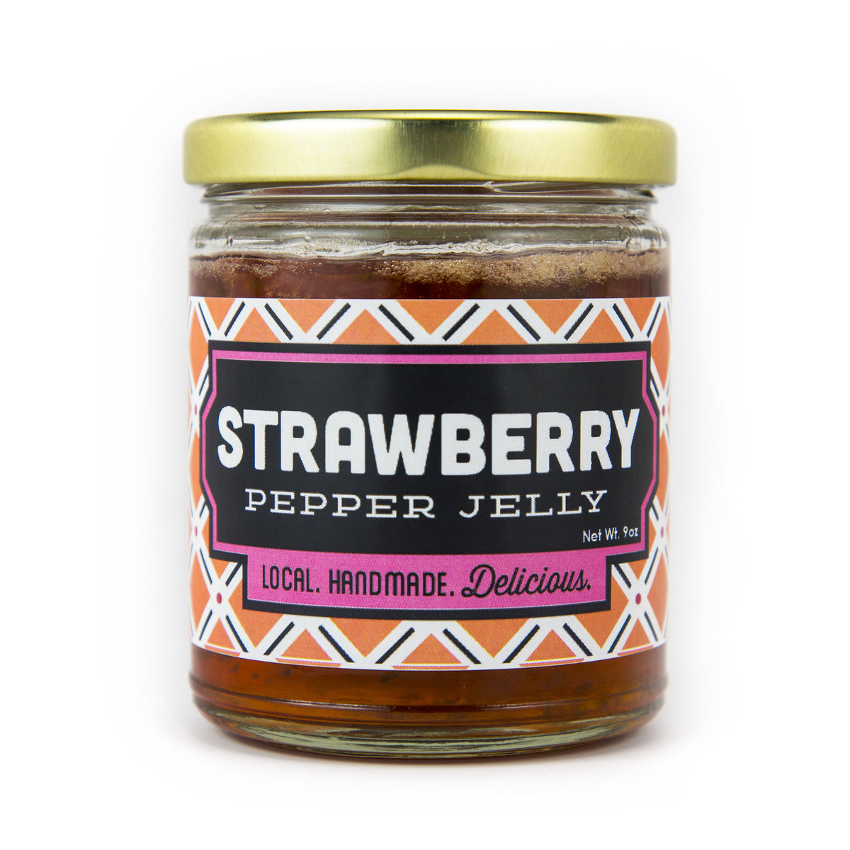 Louisiana Sweet Strawberry Pepper Jelly - Louisiana Products - Red Stick Spice Company