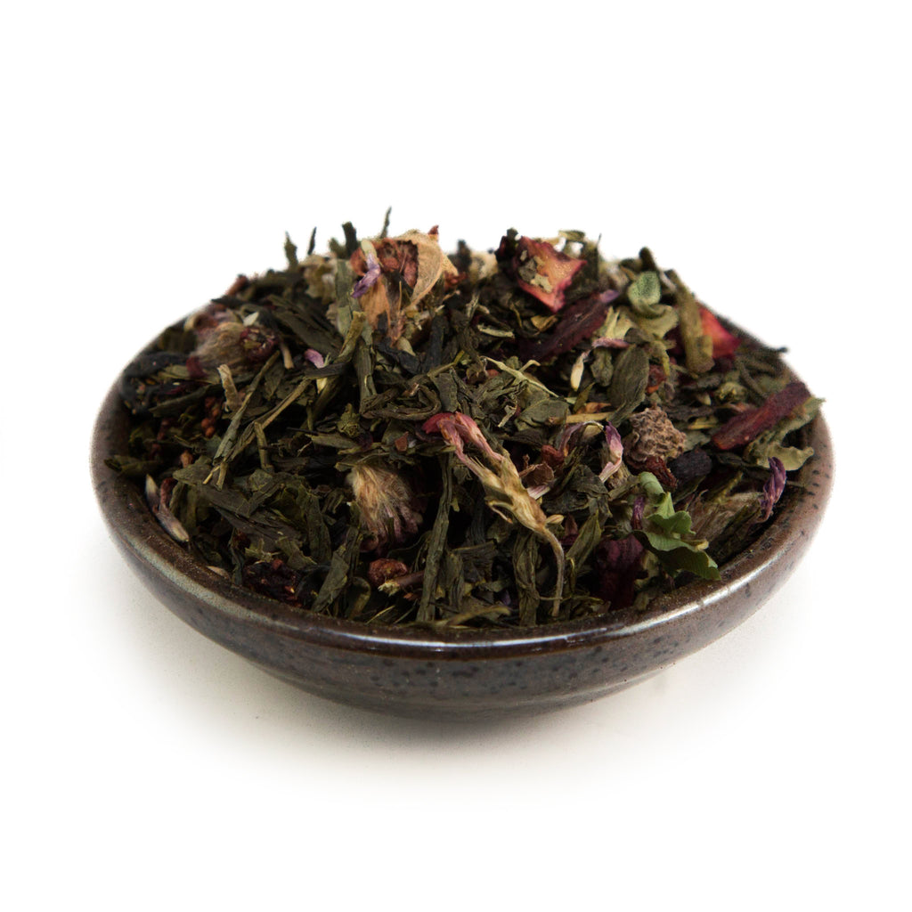 Super Fruit Green Tea - Tea - Red Stick Spice Company
