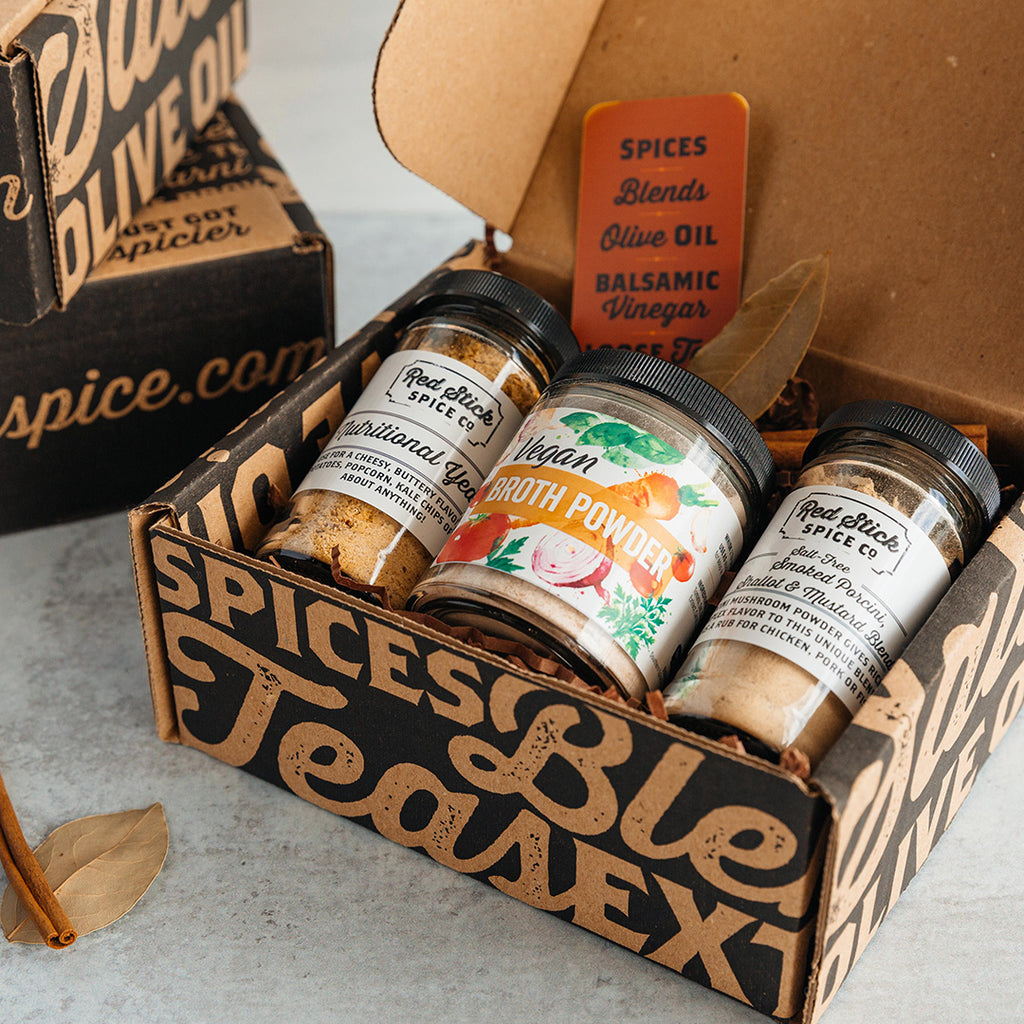 Vegan Essentials Gift Box