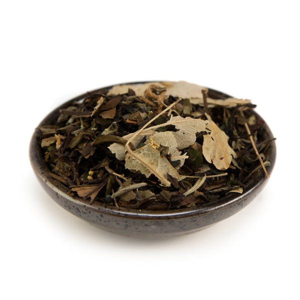 White Cinnamon Sage Tea