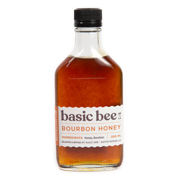 Basic Bee Bourbon Honey