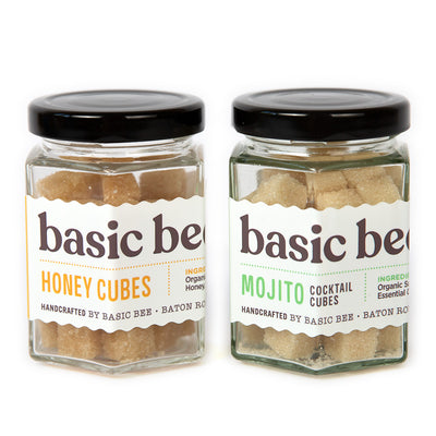Basic Bee Honey Cubes - Premiere_Louisiana Products - Red Stick Spice Company