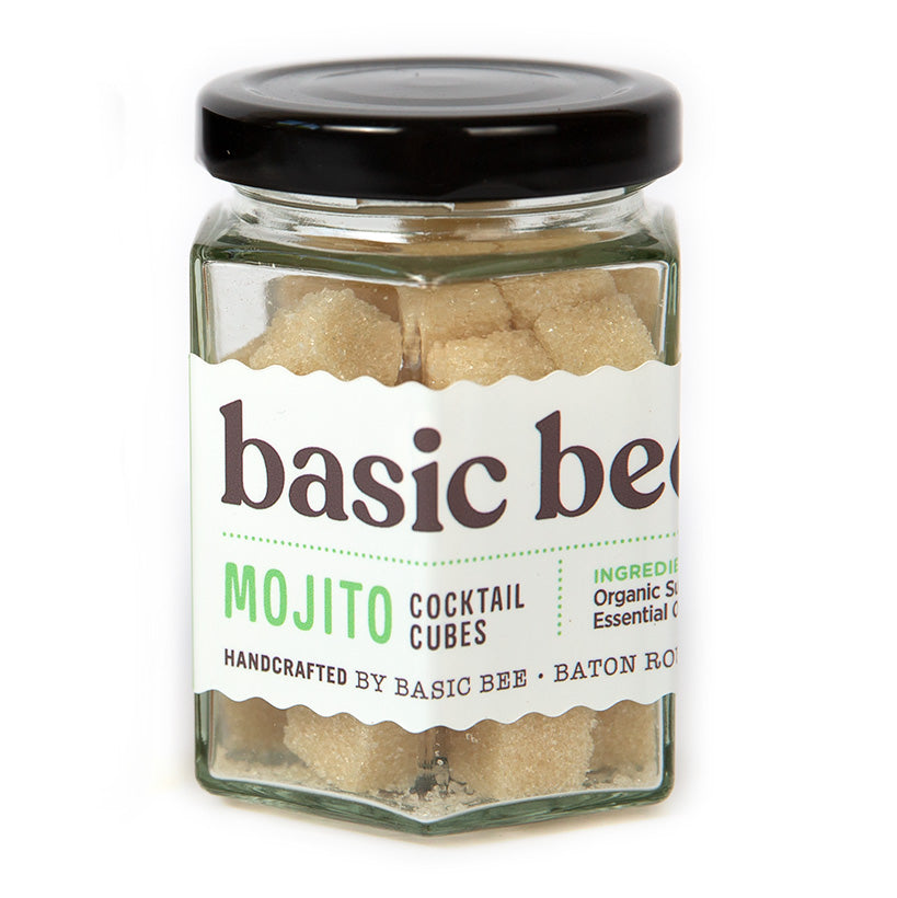 Basic Bee Mojito Cocktail Cubes - Premiere_Louisiana Products - Red Stick Spice Company