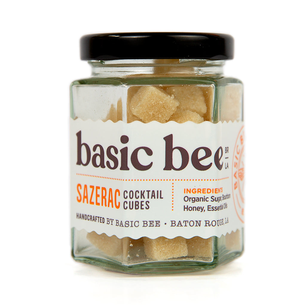 Basic Bee Sazerac Cocktail Cubes