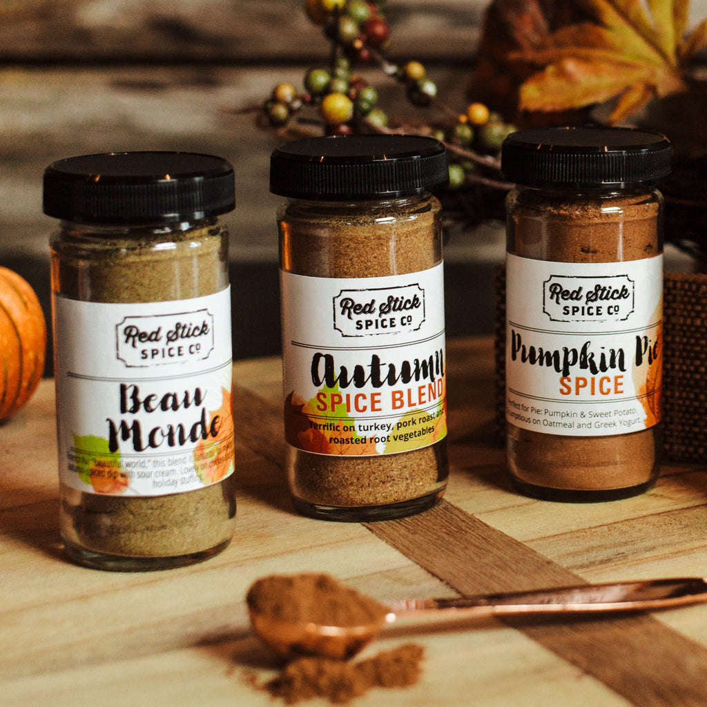 Autumn Spice Blend - Spice Blends - Red Stick Spice Company