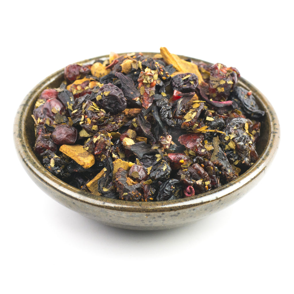 Berries & Spice Tea - Herbal Tea - Red Stick Spice Company