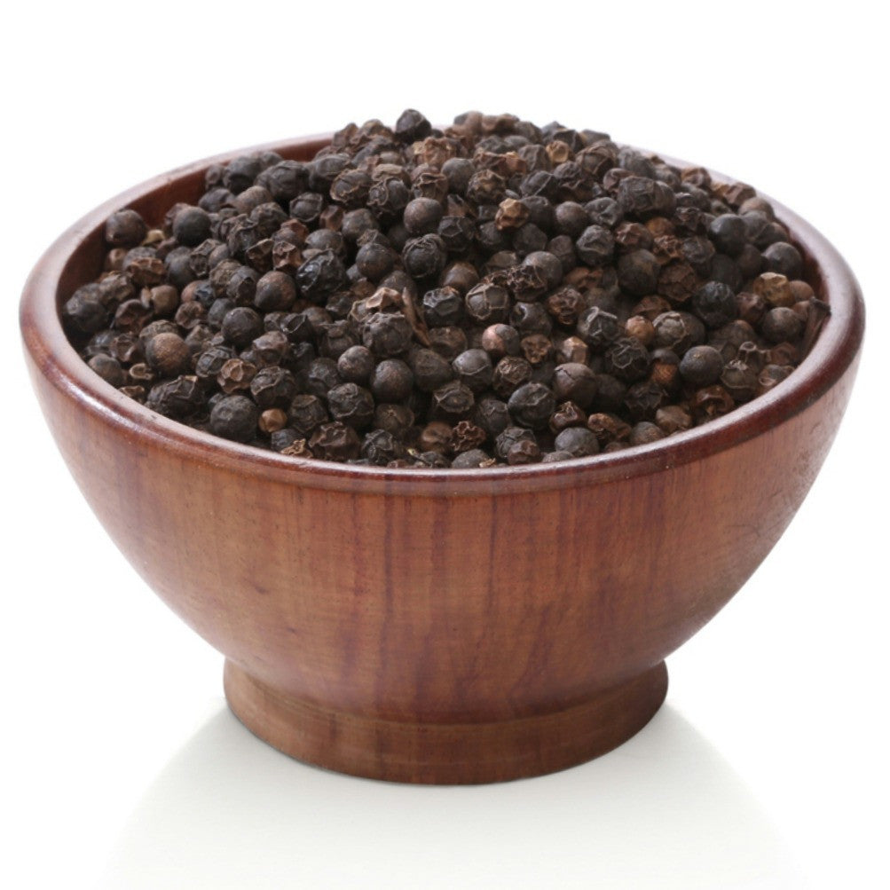 Tellicherry Black Peppercorns - Spices - Red Stick Spice Company