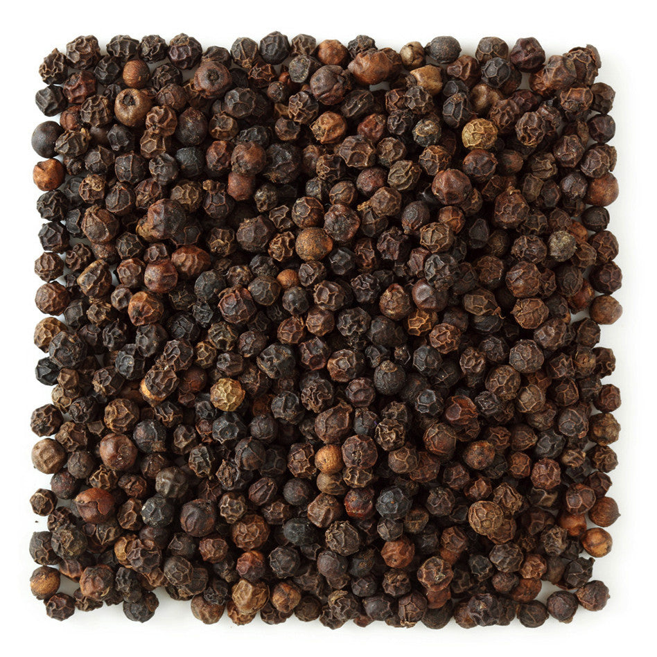 Black Tellicherry Whole Peppercorn