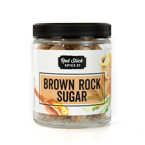 Brown Rock Crystal Sugar