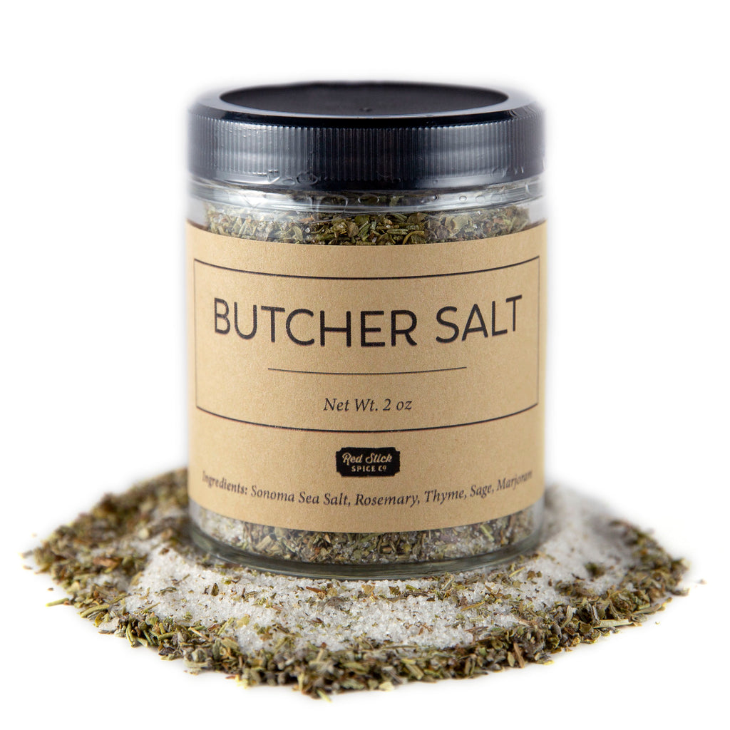Butcher Salt - Sea Salts - Red Stick Spice Company