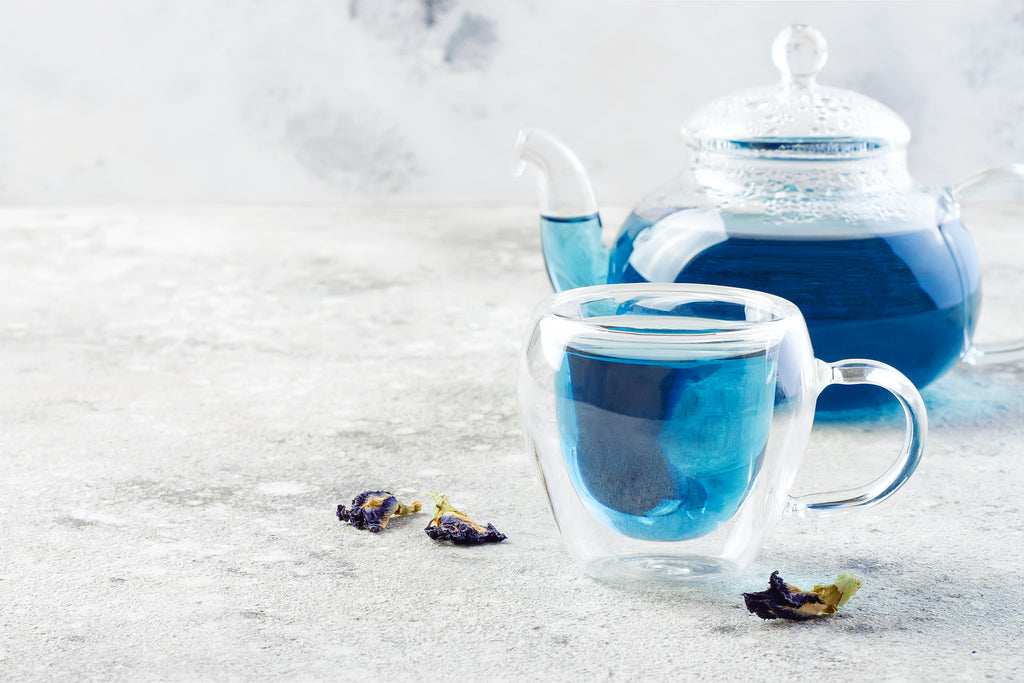 Indigo Moon Tea