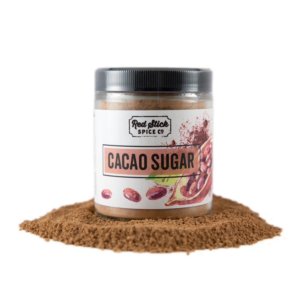 Cacao Sugar - Premium_Tea - Red Stick Spice Company