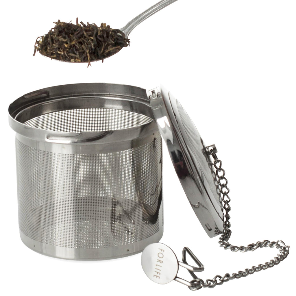 Capsule Infuser - Teaware - Red Stick Spice Company