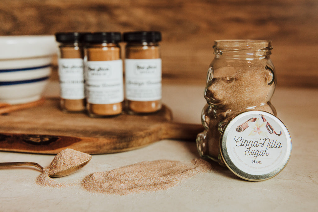 Cinna Nilla Sugar - Spice Blends - Red Stick Spice Company