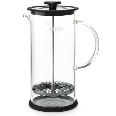 Glass Coffee + Tea Press - Teaware - Red Stick Spice Company