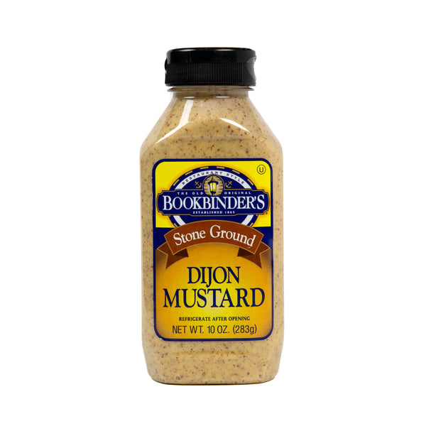Stone Ground Dijon Mustard - Louisiana Products - Red Stick Spice Company