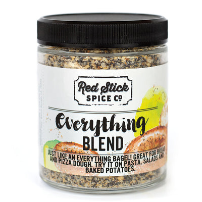 Everything Bagel Blend - Spice Blends - Red Stick Spice Company