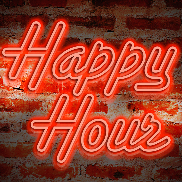 Friday Happy Hour: Munch, Sip, Learn!