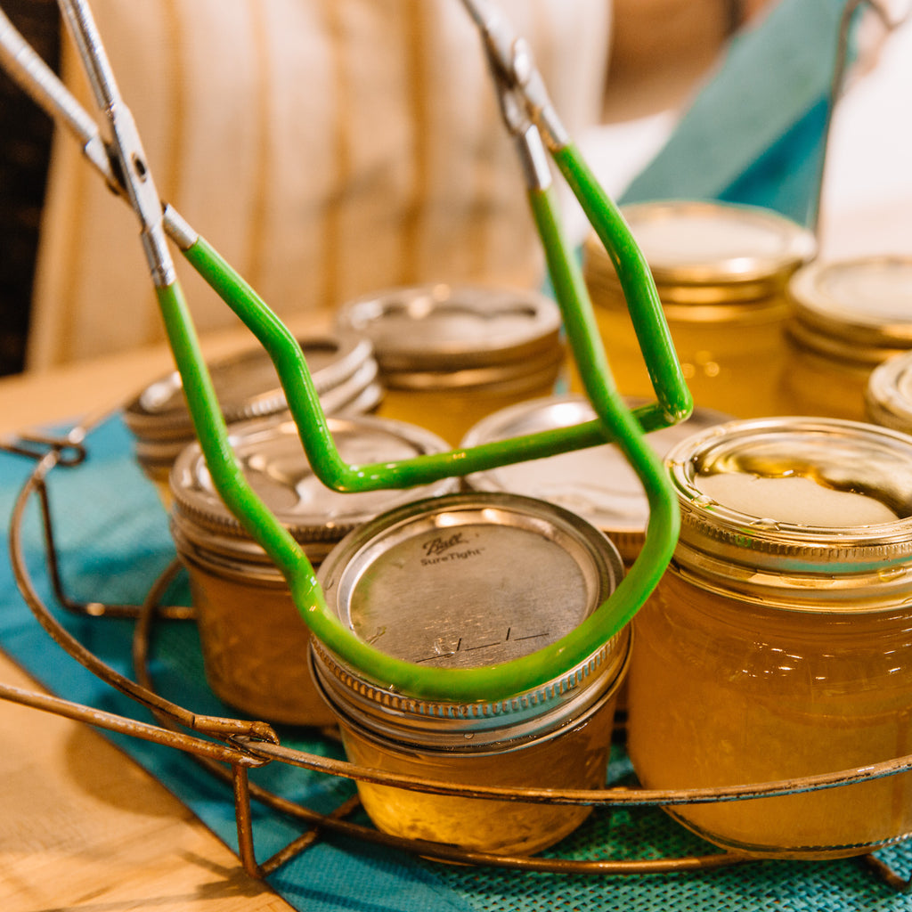 Canning Jams & Jellies: Low Sugar - Cooking Classes - Red Stick Spice Company