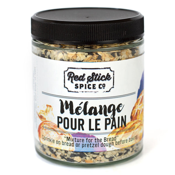 Melange Pour le Pain - Spice Blends - Red Stick Spice Company