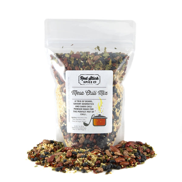 Mesa Chili Mix - Louisiana Products - Red Stick Spice Company