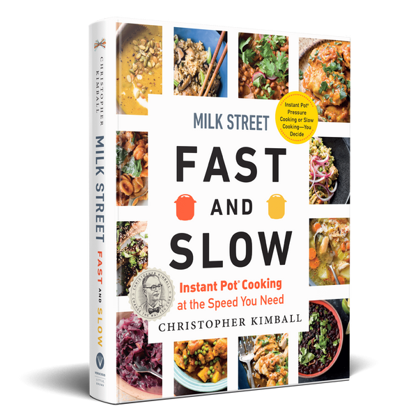 Milk Street Fast and Slow Instant Pot Cookbook - Premium_Accessories - Red Stick Spice Company