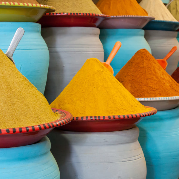 The Spice Route: Morocco