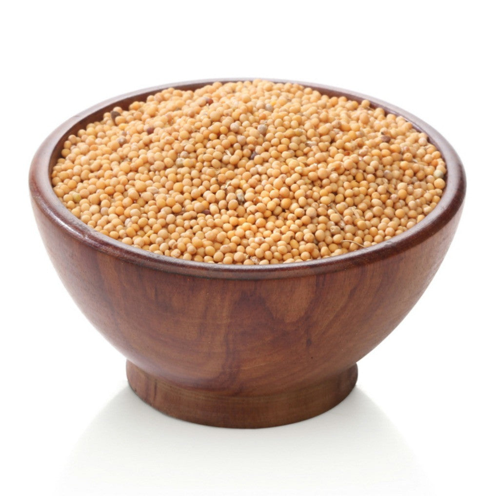 Mustard Seeds (Yellow - Whole) - Spices - Red Stick Spice Company