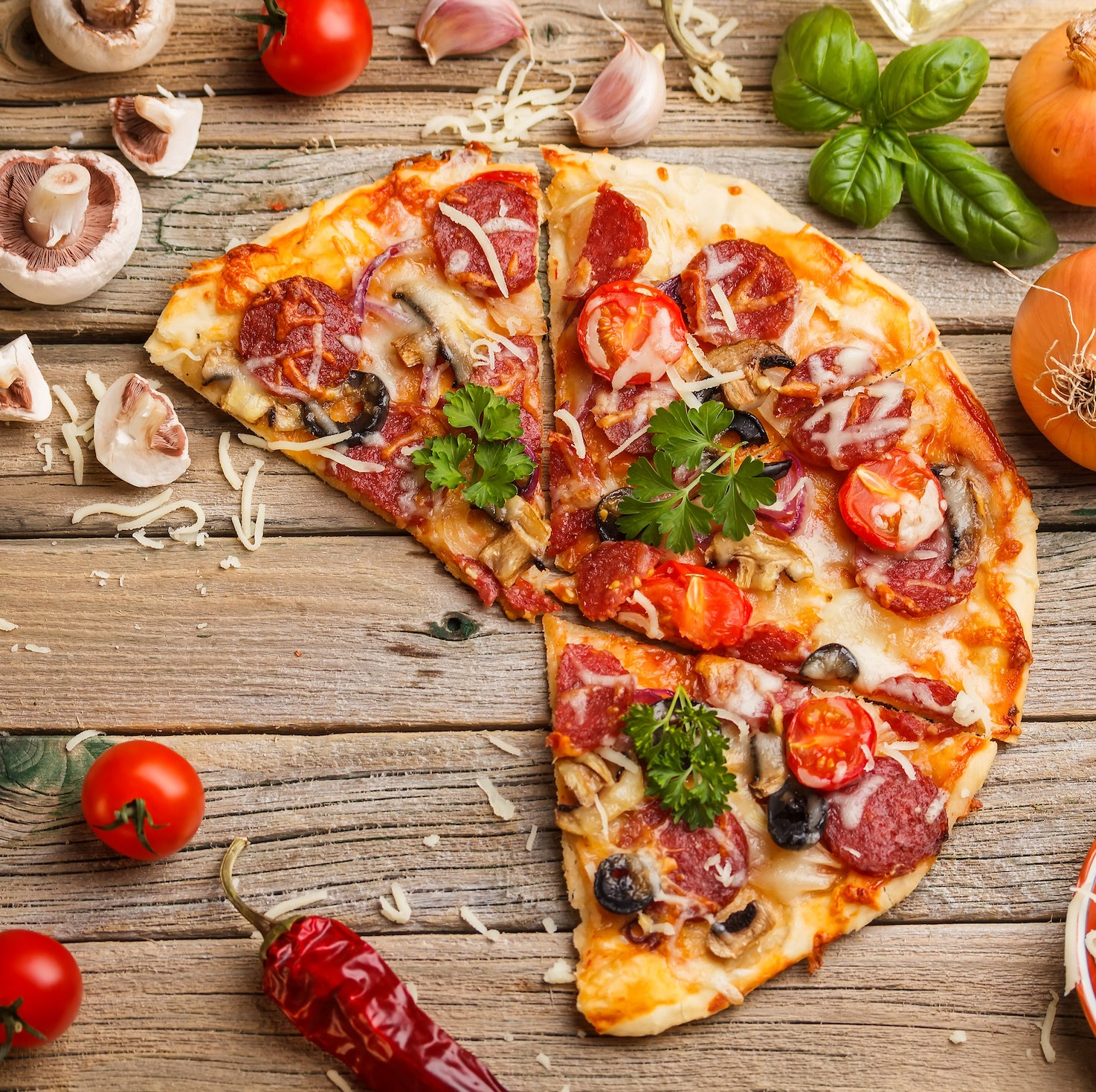 Pizza Party! - Cooking Classes - Red Stick Spice Company