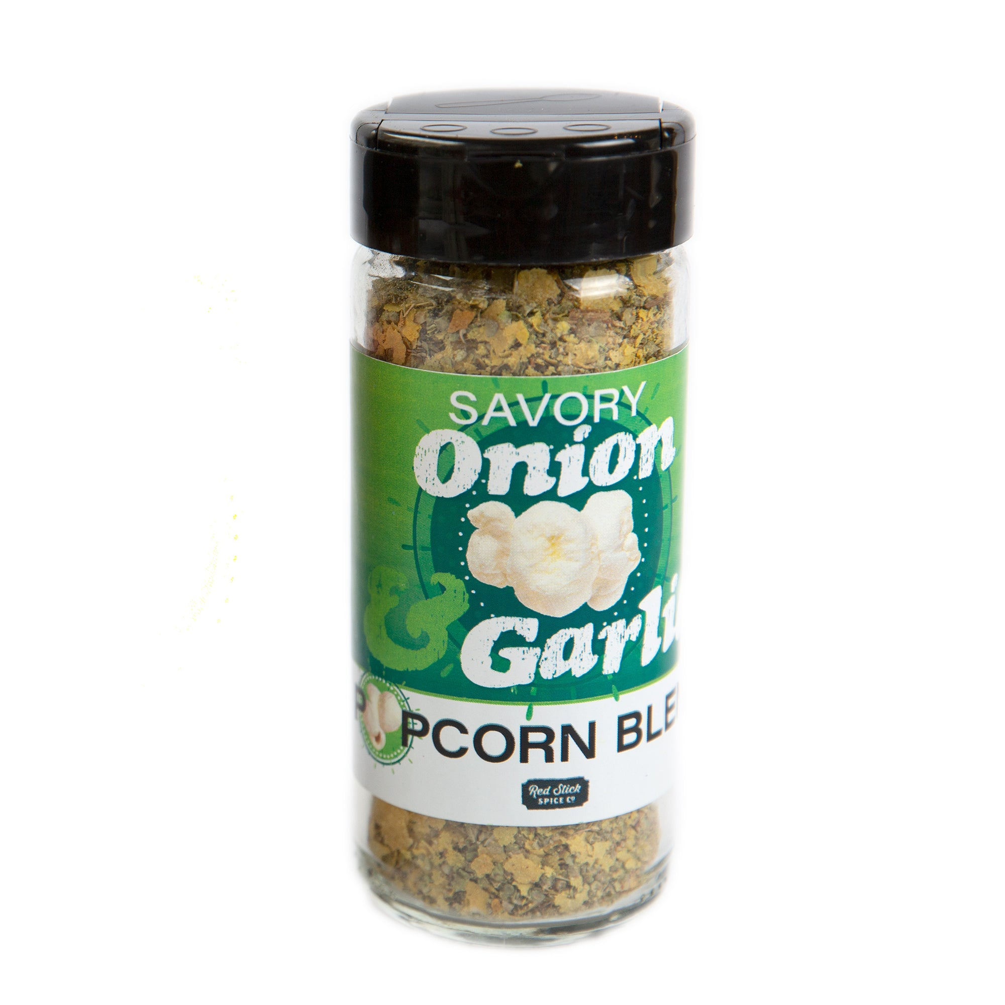 Savory Onion and Garlic Popcorn Blend