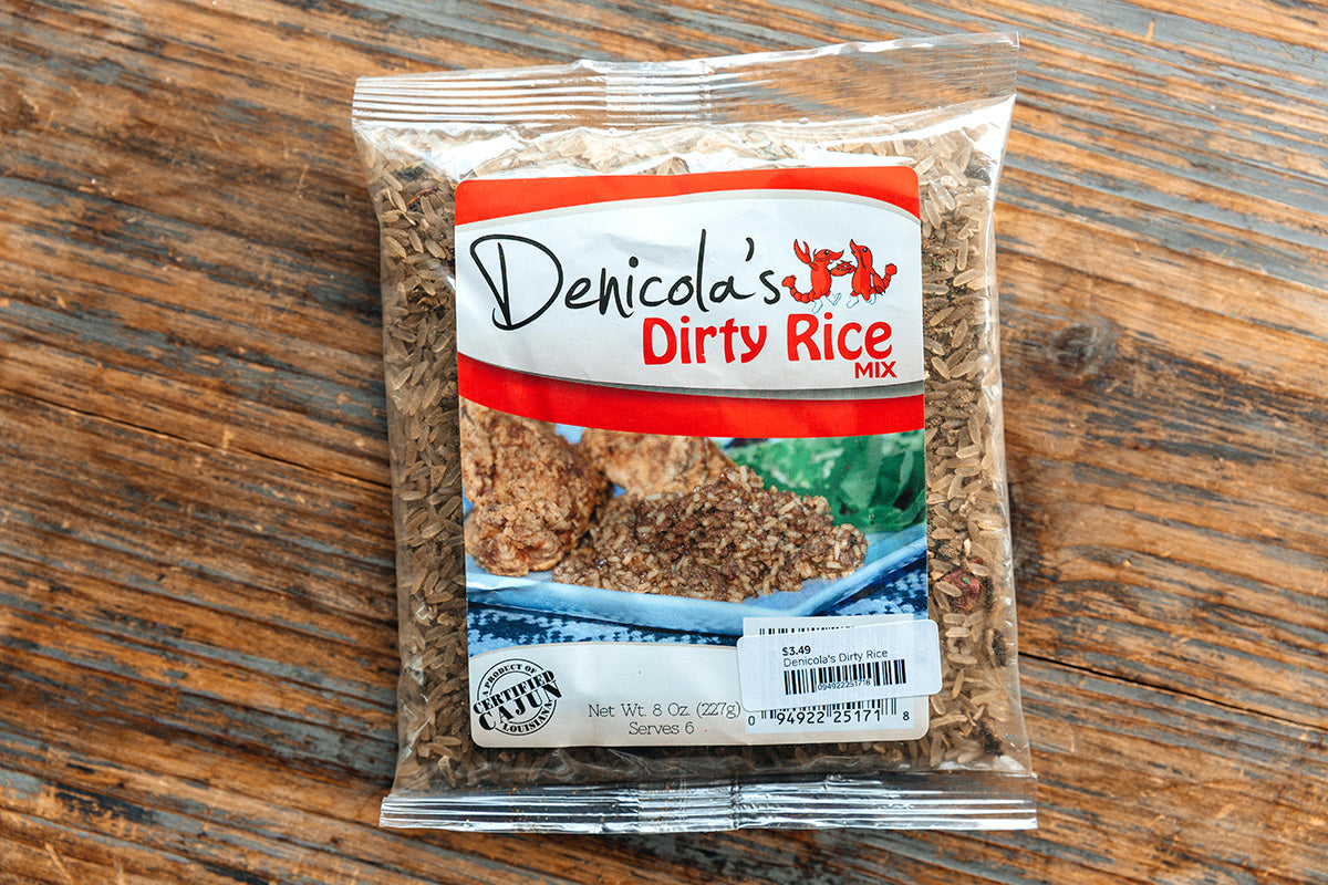 Denicola's Mix - Louisiana Products - Red Stick Spice Company