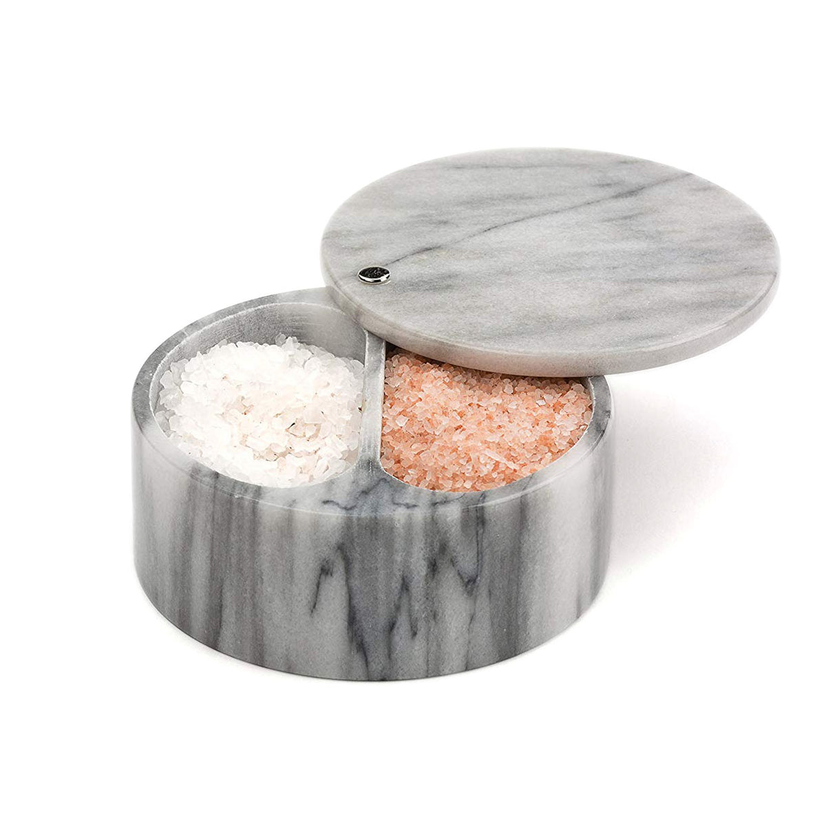 Marble Salt Boxes - Accessories - Red Stick Spice Company