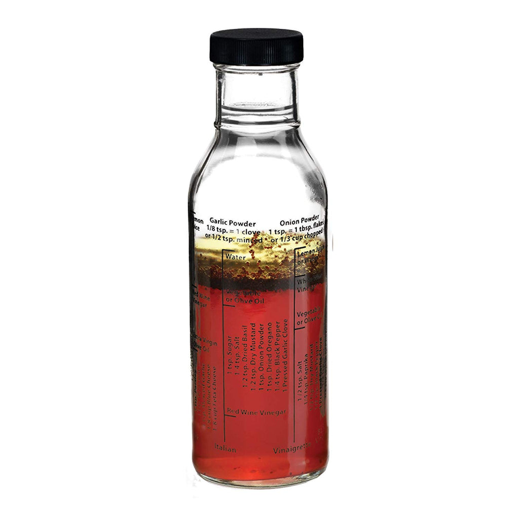 Salad Dressing Bottle - Accessories - Red Stick Spice Company