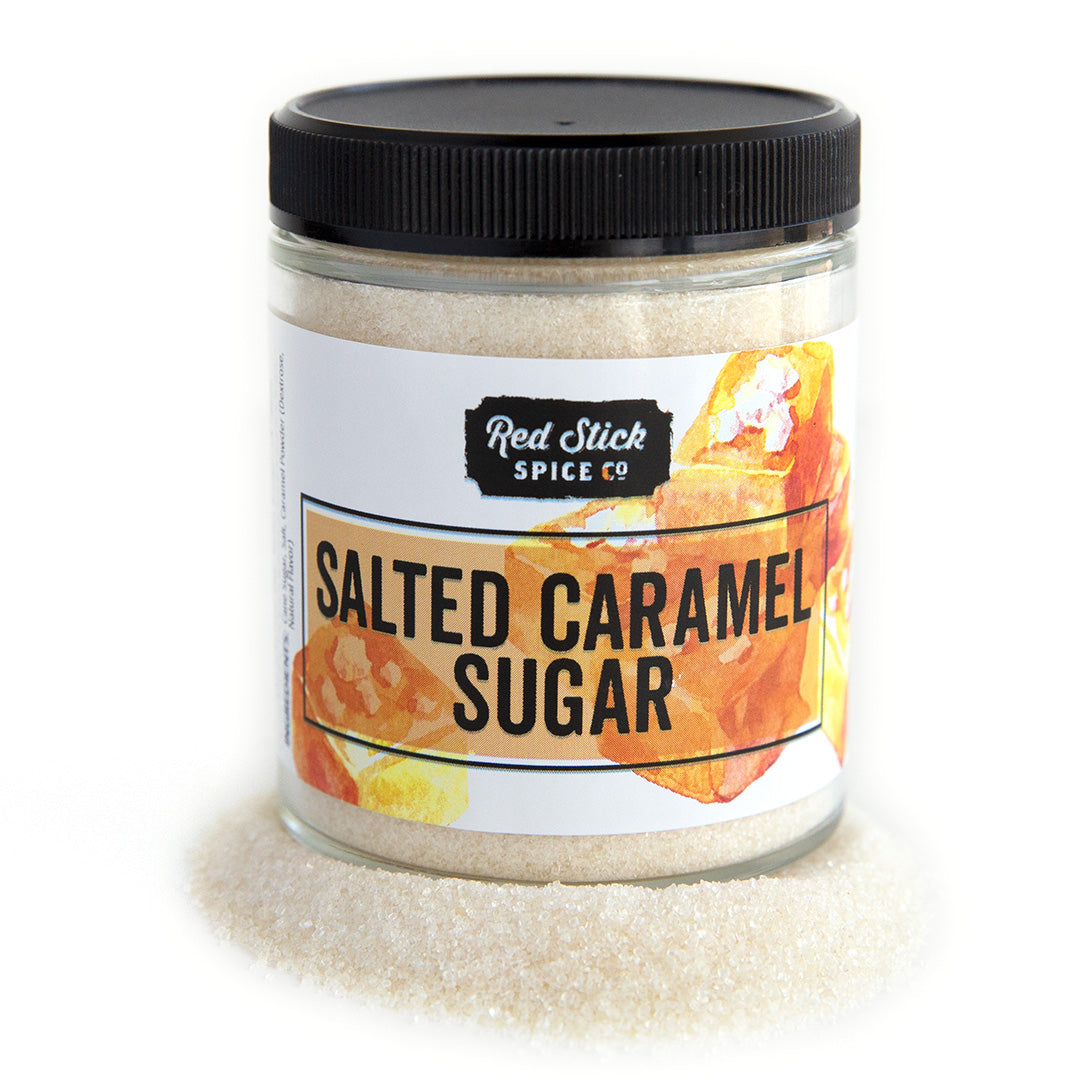 Salted Caramel Sugar