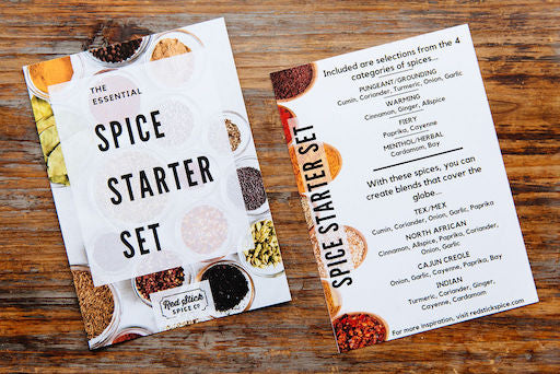 The Essential Spice Starter Set
