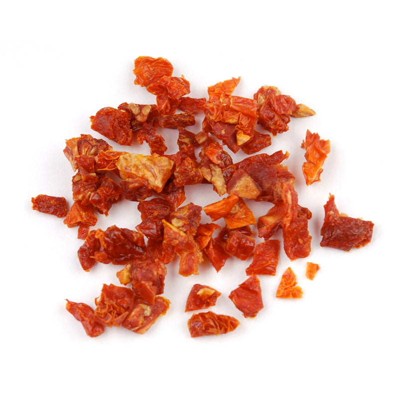 Sun Dried Tomatoes, Dried & Diced