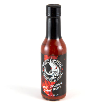 Swampadelic Hot Sauce - Louisiana Products - Red Stick Spice Company