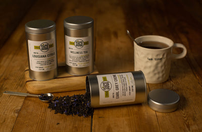Earl Grey Lavender - Tea - Red Stick Spice Company