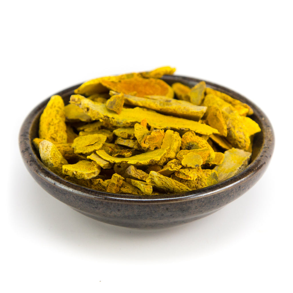 Turmeric - Sliced - Spices - Red Stick Spice Company