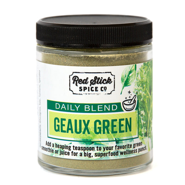 Geaux Green Daily Blend - Spice Blends - Red Stick Spice Company