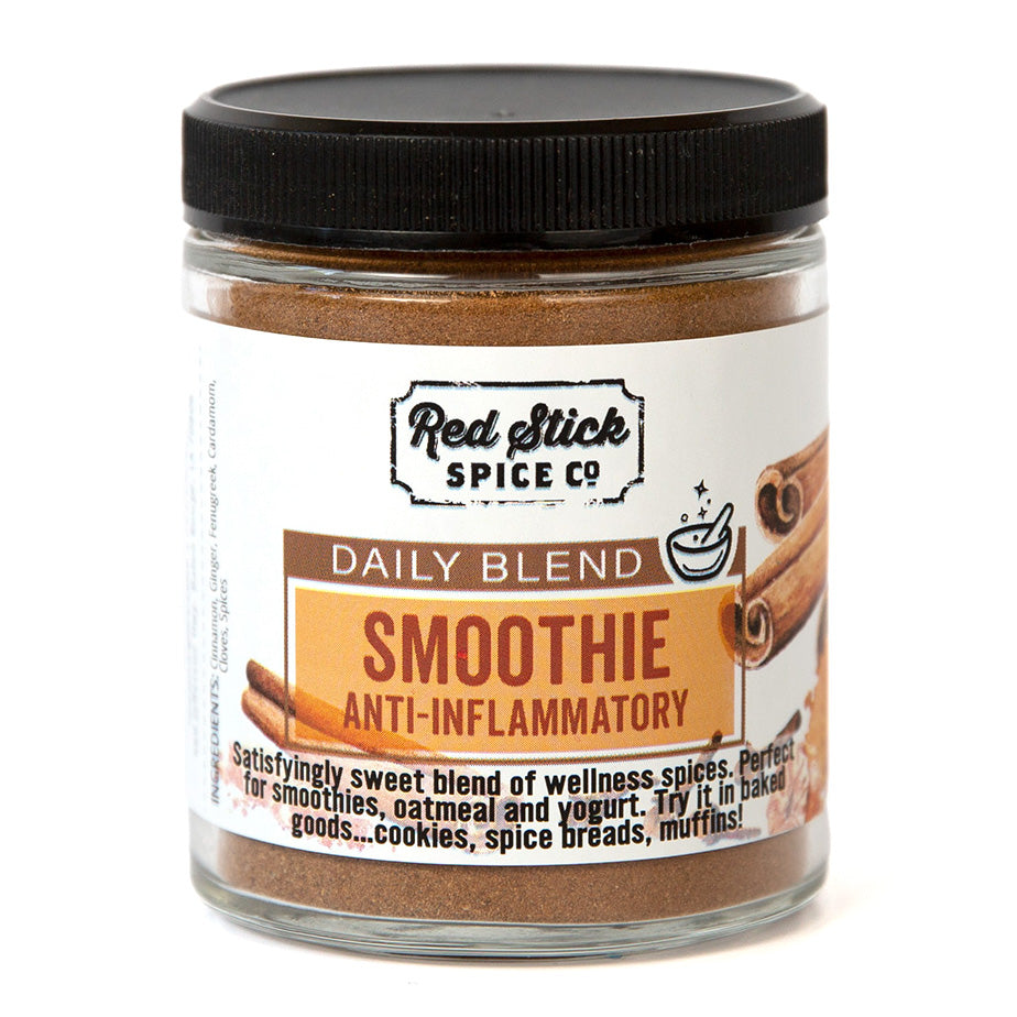 Anti-inflammatory Smoothie Daily Blend - Spice Blends - Red Stick Spice Company