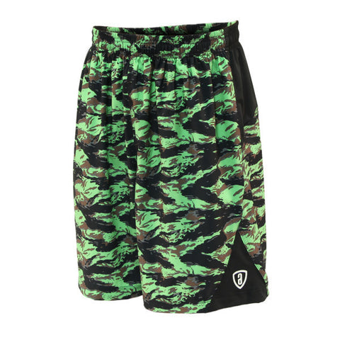 Adrenaline Camo Fray 66 Shorts