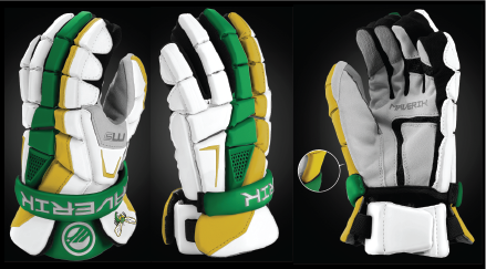 TEAM-Edina Maverik Custom M5 Glove