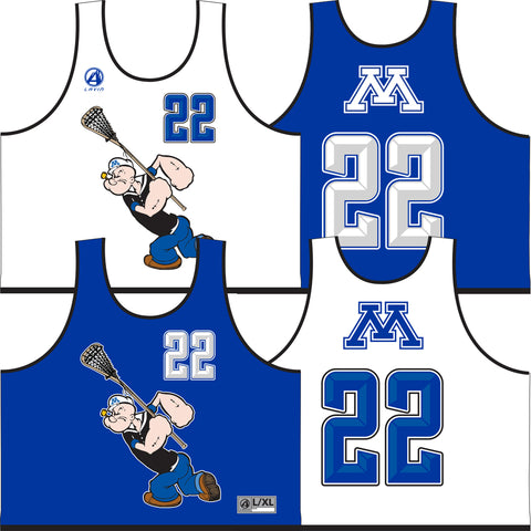 TEAM-MINNETONKA (Required) Men's Sublimated Reversible